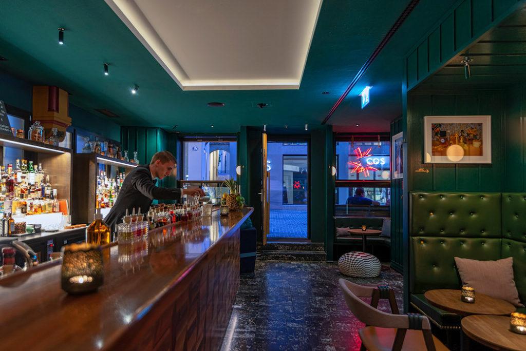 Eine Bar zum Verlieben