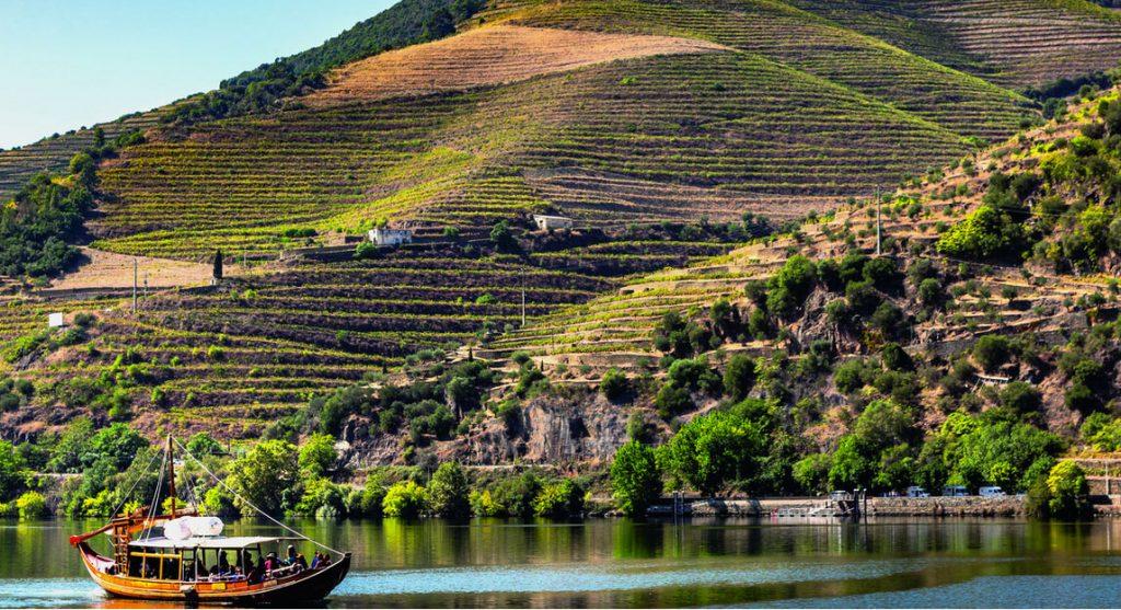 Grosse Weine vom Douro