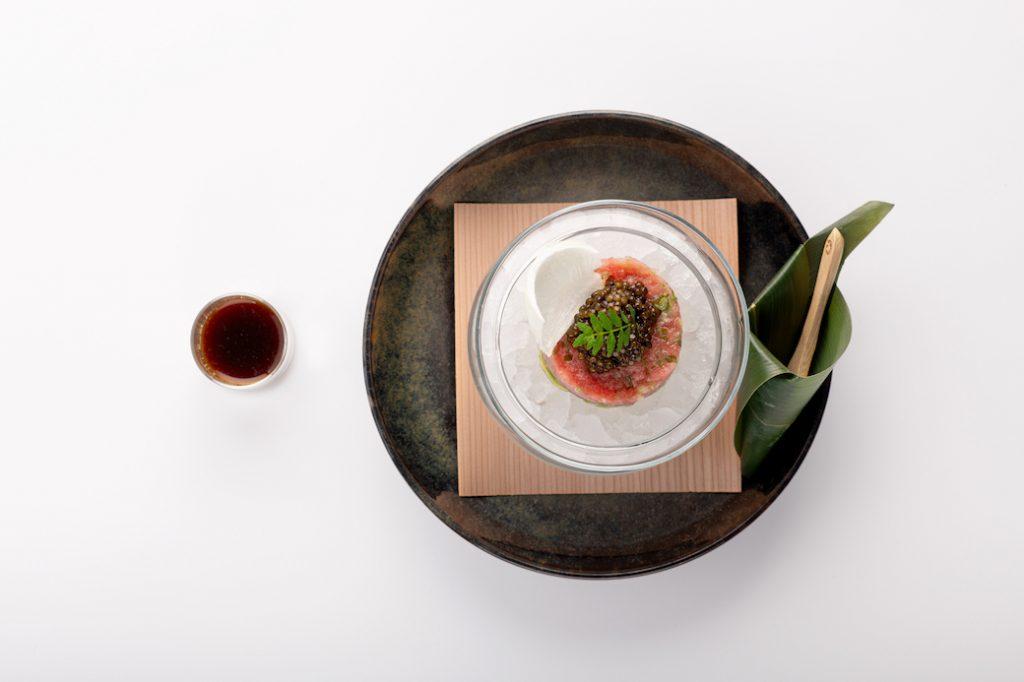 Japanisch Dinieren im Dolder Grand