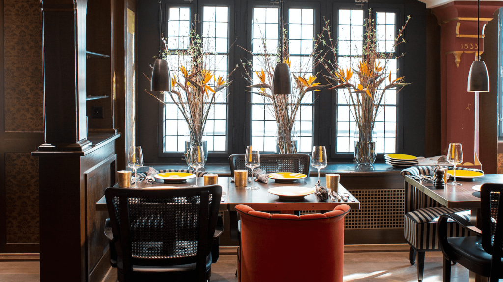 Am 15.April können sich Hotelgäste des Widder Hotels vom Sterneduo verwöhnen lassen.
