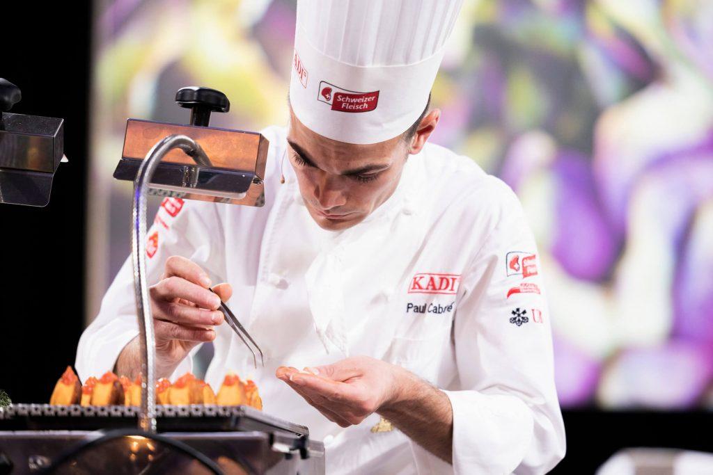 Paul Cabayé ist «Goldener Koch 2021»